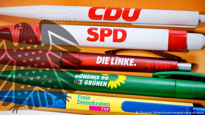 Γερμανικές εκλογές – Συνομιλίες για κυβέρνηση χωρίς... SPD-CDU/CSU   tanea.gr
