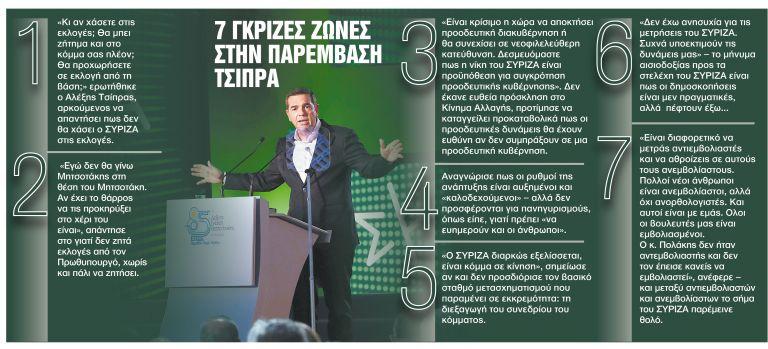 Εντυσε τον ΣΥΡΙΖΑ στα... πράσινα | tanea.gr