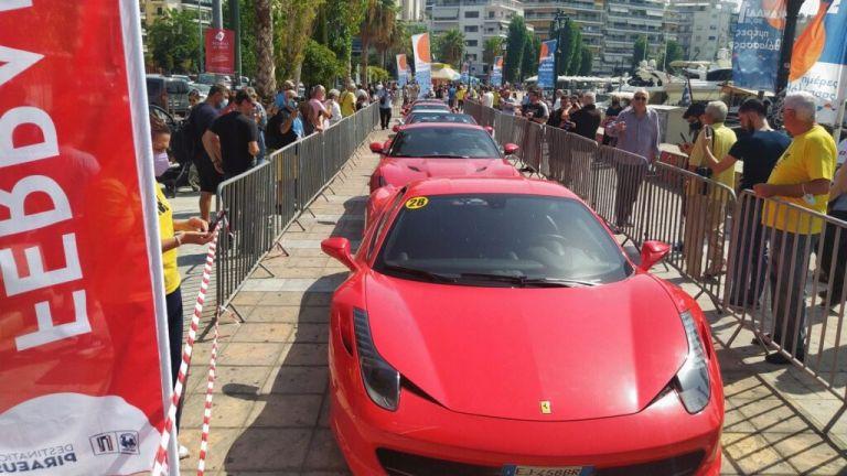 «Ferrari Road Show» στον Πειραιά: Που θα δείτε τις καλλονές των τεσσάρων τροχών   tanea.gr