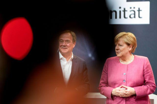 Γερμανία – Δημοσκόπηση – κόλαφος για τη Δεξιά   tanea.gr