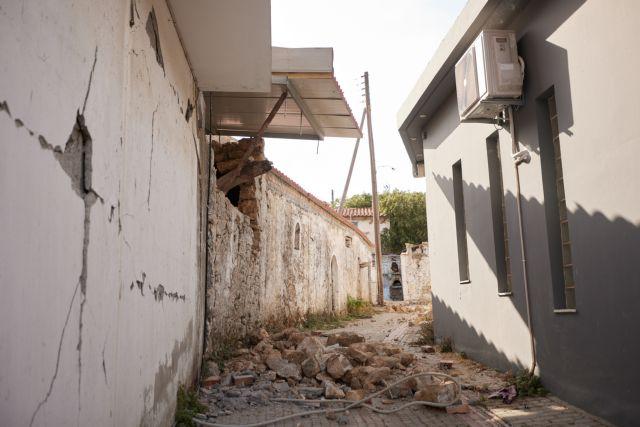Σεισμός στην Κρήτη – 359 μη κατοικήσιμα κτήρια μόνο στις πρώτες αυτοψίες | tanea.gr
