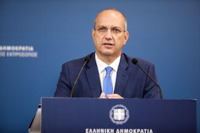 Δείτε live την ενημέρωση από τον κυβερνητικό εκπρόσωπο Γιάννη Οικονόμου   tanea.gr