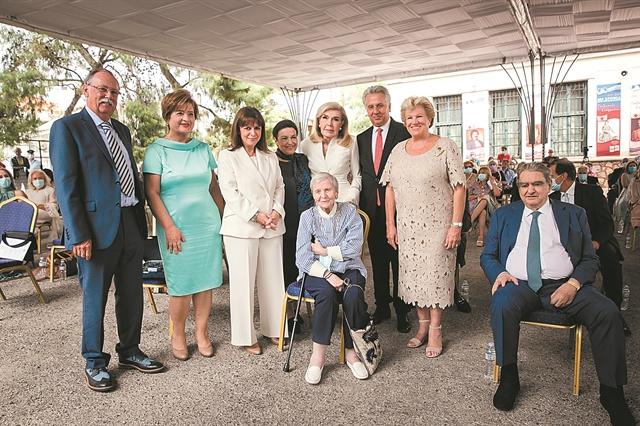 Η Πρόεδρος της Δημοκρατίας στην Ερμιονίδα | tanea.gr
