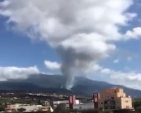 Εξερράγη ηφαίστειο στο νησί Λα Πάλμα της Ισπανίας   tanea.gr