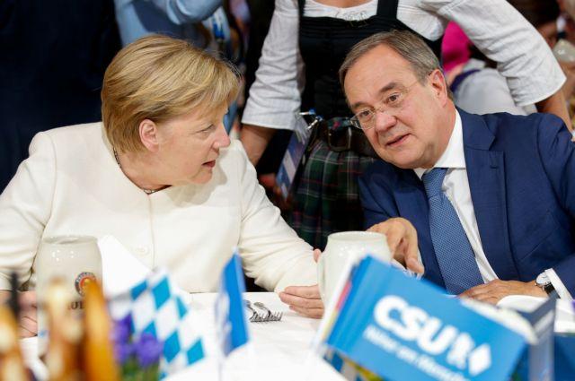 Γερμανικές εκλογές – Συντριβή για το κόμμα της Μέρκελ – Το χειρότερο ποσοστό για τους Συντηρητικούς στην ιστορία τους   tanea.gr