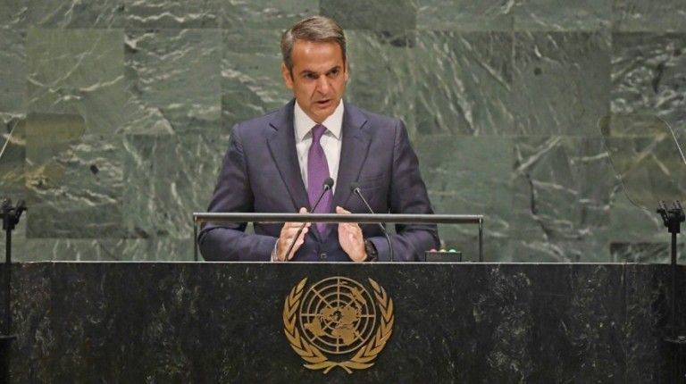 Δείτε live την ομιλία του πρωθυπουργού στη Γενική Συνέλευση του ΟΗΕ | tanea.gr