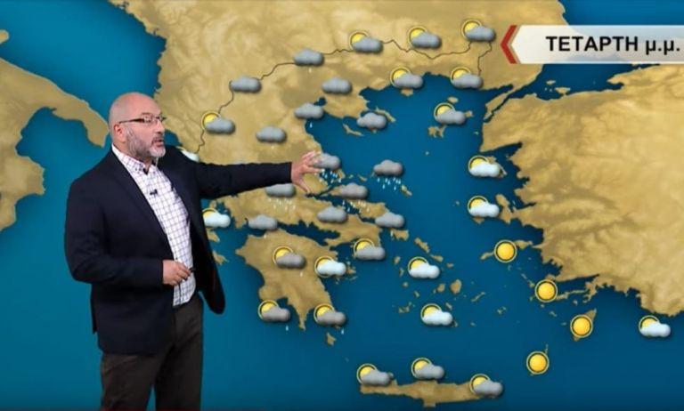 Σάκης Αρναούτογλου – Έρχεται 48ωρο με έντονες βροχές | tanea.gr