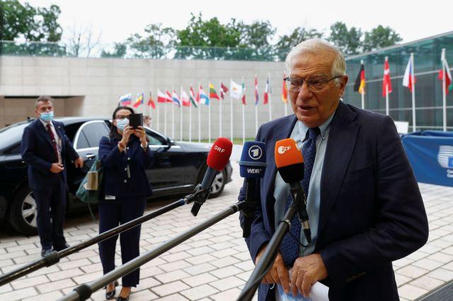 Στη Λιβύη ο Μπορέλ ενόψει των εκλογών του Δεκεμβρίου   tanea.gr