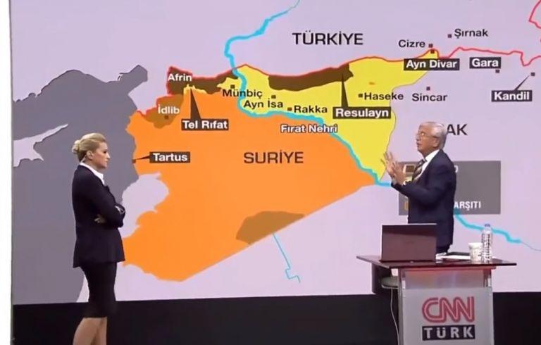 Τουρκία – Σύμβουλος του Ερντογάν βλέπει... πόλεμο με τις ΗΠΑ   tanea.gr