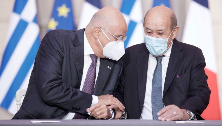 Δένδιας – Η Συμφωνία με τη Γαλλία αναβαθμίζει το γεωπολιτικό αποτύπωμα της Ελλάδας   tanea.gr