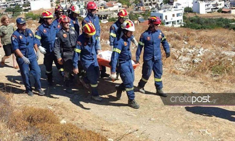 Τραγικό παιχνίδι της μοίρας στέρησε τη ζωή στον 62χρονο εργάτη στην σεισμόπληκτη Κρήτη | tanea.gr