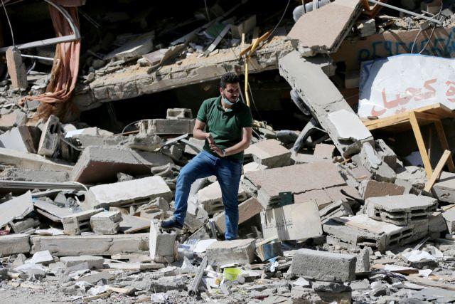 Ισραήλ – Σχέδιο βελτίωσης των συνθηκών ζωής στη Λωρίδα της Γάζας | tanea.gr