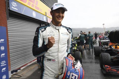 Ποιος είναι ο Τζορτζ Ράσελ που από του χρόνου θα τρέχει με τη Mercedes, δίπλα στον Χάμιλτον | tanea.gr