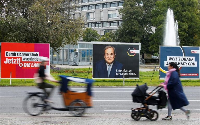 Γερμανικές εκλογές – Το ντέρμπι για την πρωτιά που θα καθορίσει την επόμενη κυβέρνηση   tanea.gr
