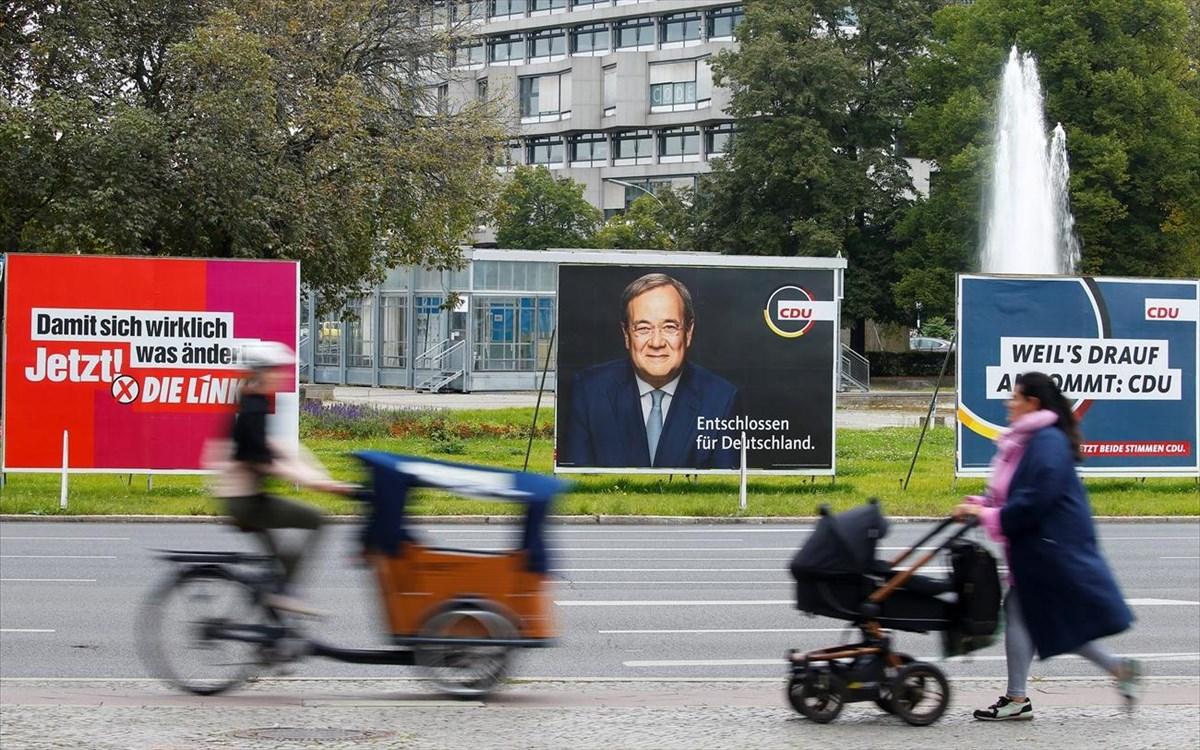 Γερμανικές εκλογές – Το ντέρμπι για την πρωτιά που θα καθορίσει την επόμενη κυβέρνηση