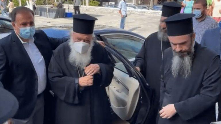 Σεισμός στην Κρήτη – Στις πληγείσες περιοχές ο αρχιεπίσκοπος Ιερώνυμος | tanea.gr