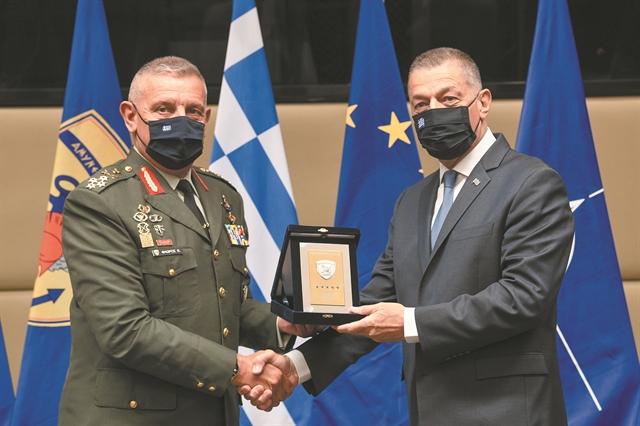 Στην Αθήνα η λίβυα ΥΠΕΞ για μια νέα σχέση   tanea.gr