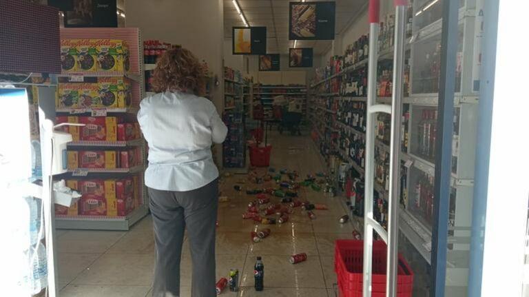 Σεισμός στην Κρήτη –  Πληροφορίες για ζημιές στην περιοχή του Αρκαλοχωρίου | tanea.gr