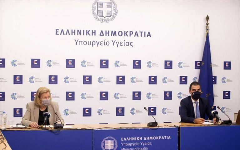 Κοροναϊός – Δείτε live την ενημέρωση για τον εμβολιασμό στην Ελλάδα   tanea.gr
