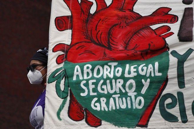 Μεξικό –  Αντισυνταγματική η ποινικοποίηση της άμβλωσης   tanea.gr