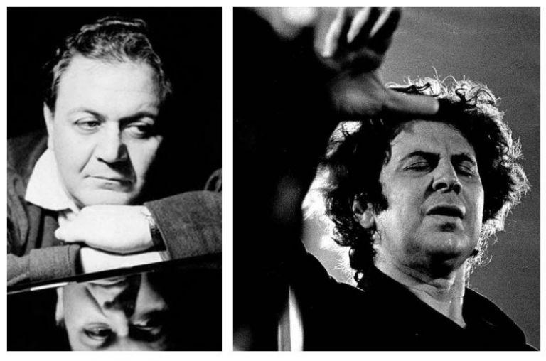 Μίκης Θεοδωράκης – Μάνος Χατζιδάκις – H άγνωστη φιλία των δύο μουσικών «αντιπάλων»   tanea.gr