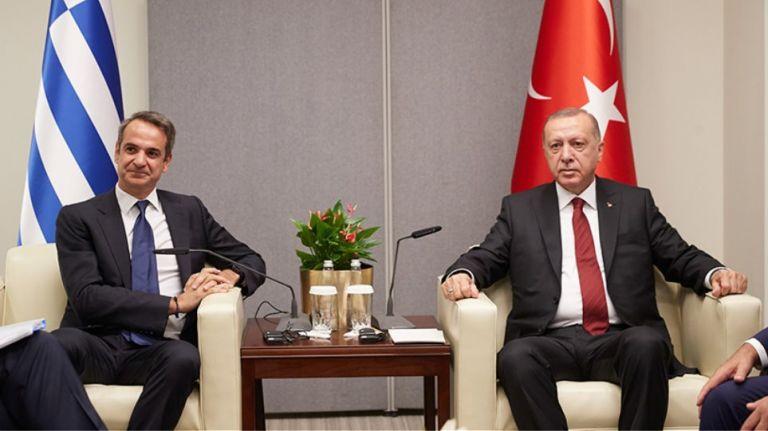 Σε ετοιμότητα για κάθε ενδεχόμενο με την Τουρκία στο Αιγαίο – Το μοντέλο ΑΟΖ με Ιταλία και Αίγυπτο υποδεικνύει ο Μητσοτάκης στον Ερντογάν | tanea.gr