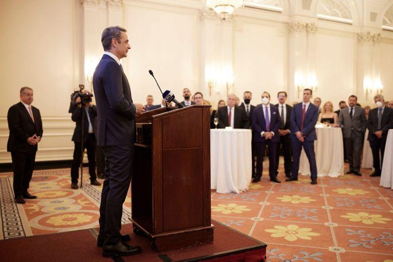 Μητσοτάκης – Το «Ελλάδα 2.0» καταρτίστηκε «από έλληνες για έλληνες» – Ψήφος εμπιστοσύνης από ξένους επενδυτές | tanea.gr