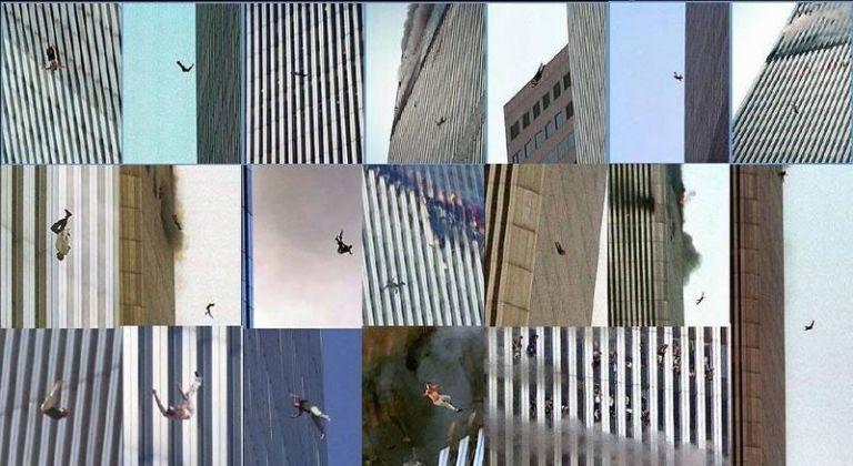 11η Σεπτεμβρίου 2001 – Πηδούν στο κενό για να σωθούν – Οι εικόνες που λύγισαν την ανθρωπότητα   tanea.gr