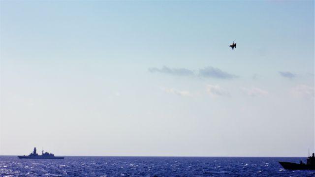 Επτά εμπλοκές στο Αιγαίο με τουρκικά F-16 | tanea.gr