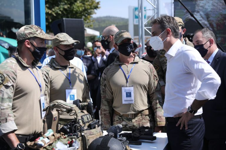 Παναγιωτόπουλος – Δυναμικό το παρών των Ενόπλων Δυνάμεων στη ΔΕΘ | tanea.gr