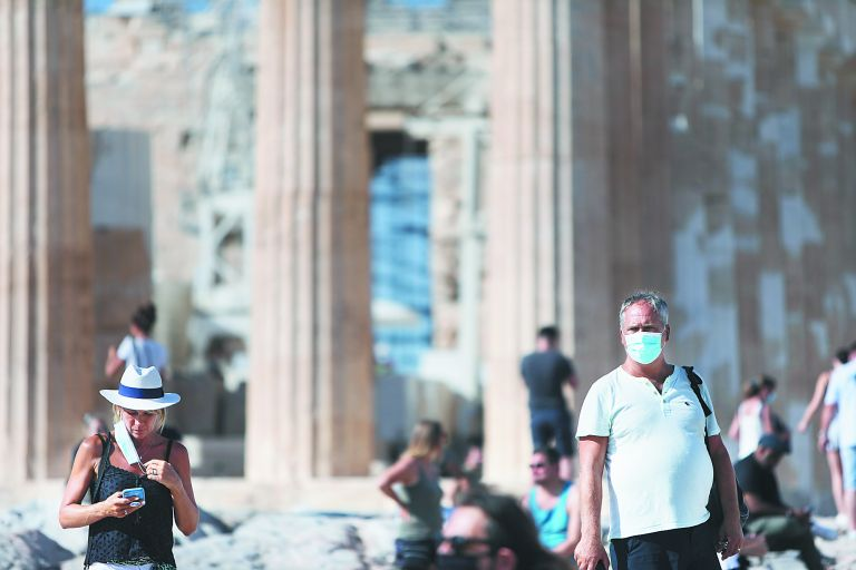 Στα €12,6 δισ. ο πήχης για τα τουριστικά έσοδα | tanea.gr