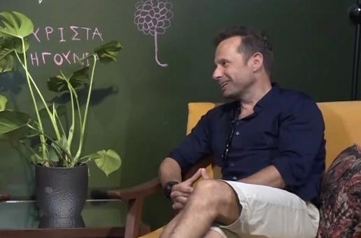 Πυρπασόπουλος – Κινδύνευσα να χάσω τη ζωή μου από τα ξενύχτια και τις καταχρήσεις   tanea.gr