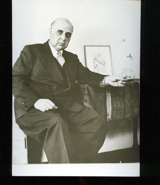 Γιώργος Σεφέρης – Η Βουλή τιμά τη μνήμη του με έκθεση για τη ζωή και το έργο του   tanea.gr