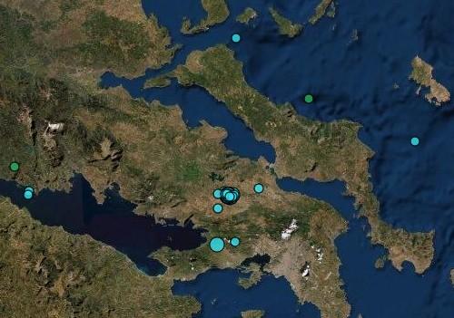 Λέκκας – Ιδιαίτερο φαινόμενο το μπαράζ των σεισμών στη Θήβα – Τι ανησυχεί τους σεισμολόγους | tanea.gr