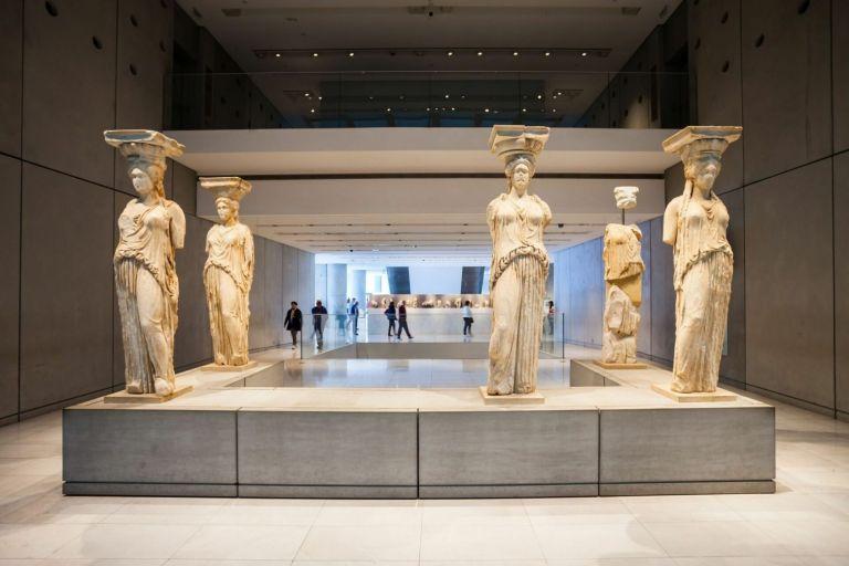Μουσείο της Ακρόπολης – Ολοκληρώθηκε ο σχεδιασμός του ιστοτόπου | tanea.gr