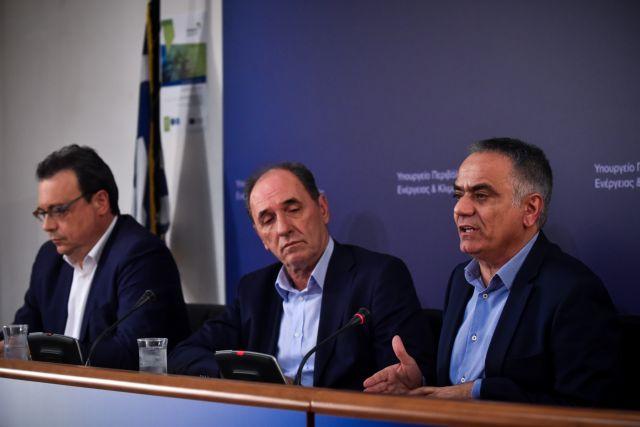 Φάμελλος – Σκουρλέτης – Εγκλημα η πώληση της ΔΕΗ σε συνθήκες ανατιμήσεων στην ενέργεια | tanea.gr