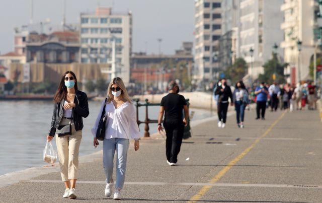 Θεσσαλονίκη – Στο κόκκινο από τους ειδικούς – Ενα βήμα πριν από μίνι lockdown | tanea.gr