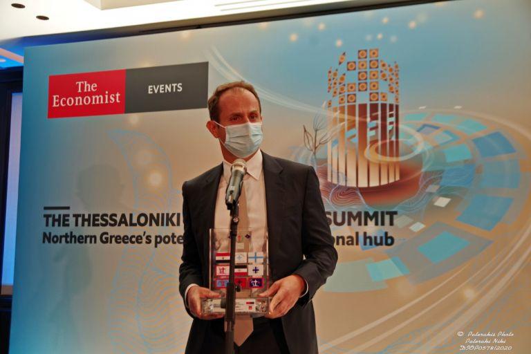 Βραβείο «Green Award» για τη «Βιώσιμη Nαυτιλία» στην Capital Product Partners (CPLP) | tanea.gr