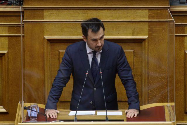 Χαρίτσης – Η κυβέρνηση αδυνατεί να παρέμβει για να καταπολεμήσει την ακρίβεια και την κερδοσκοπία | tanea.gr