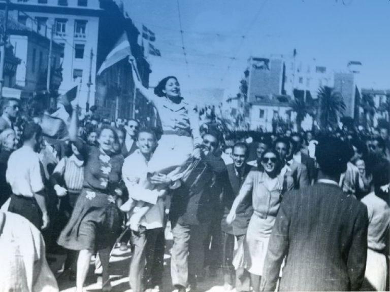 12 Οκτωβρίου 1944 – Η απελευθέρωση της Αθήνας και η αρχή του τέλους για την Κατοχή | tanea.gr