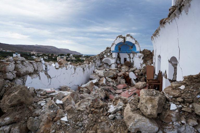 Κρήτη – Νύχτα αγωνίας για τους κατοίκους και φόβοι για ισχυρούς μετασεισμούς   tanea.gr
