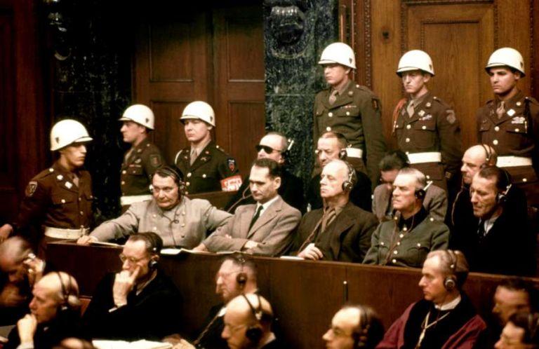 Δίκη της Νυρεμβέργης – Όταν καταδικάστηκαν οι Ναζί | tanea.gr