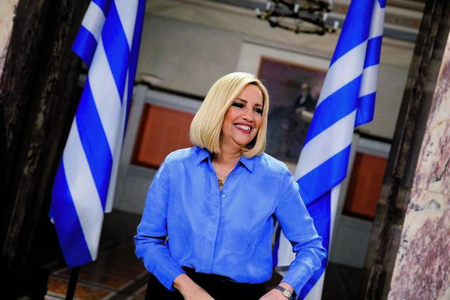 Απέσυρε την υποψηφιότητά της από τις εκλογές στο ΚΙΝΑΛ η Φώφη Γεννηματά | tanea.gr