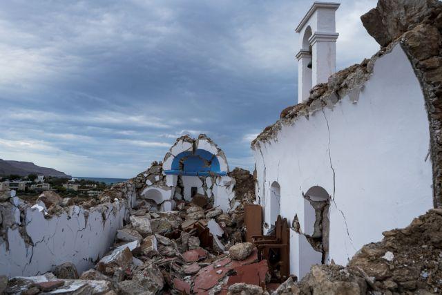 Σεισμός στην Κρήτη – Προβληματισμένοι οι ειδικοί για τη δόνηση των 6,3 Ρίχτερ – Δεν αποκλείουν μετασεισμό πάνω από 5 Ρίχτερ | tanea.gr