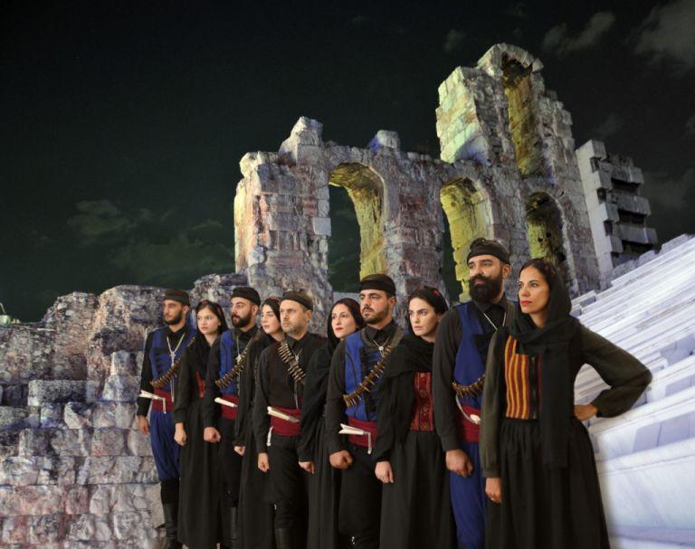 Από τη Βυζαντινή Κρήτη στο σήμερα – Μια μαγική βραδιά με Σκουλά, Πασχαλίδη και Τζομπανάκη στο Ηρώδειο   tanea.gr