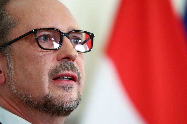 Αυστρία – Ορκίστηκε ο νέος καγκελάριος Αλεξάντερ Σάλενμπεργκ | tanea.gr