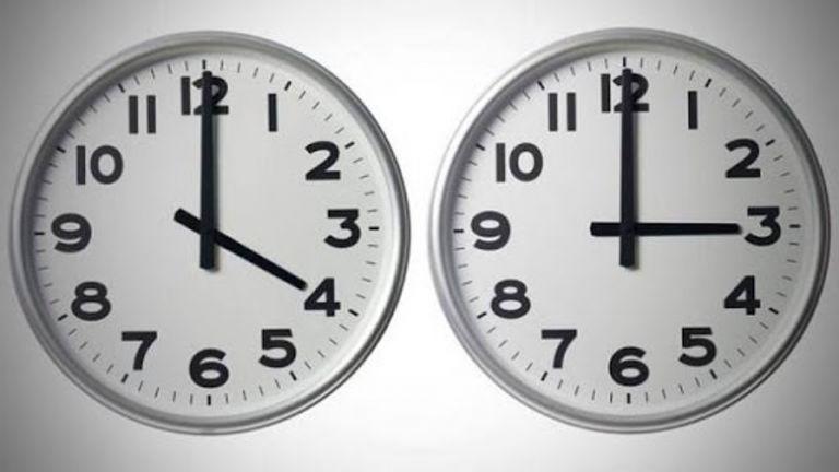 Αλλαγή ώρας 2021 – Πότε γυρνάμε τα ρολόγια μας μια ώρα πίσω | tanea.gr