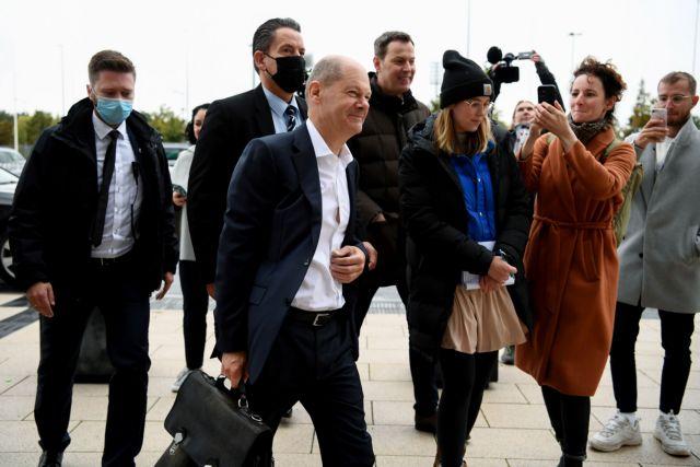 Γερμανία – Συνεχίζονται οι διερευνητικές επαφές για σχηματισμό κυβέρνησης | tanea.gr