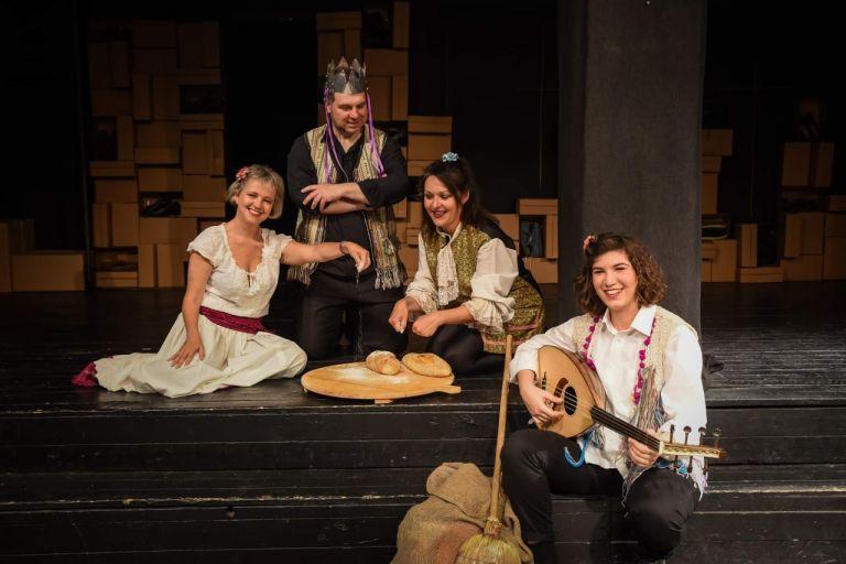 Η ομάδα La Strada φτιάχνει το «Πιο γλυκό ψωμί» την Κυριακή, στο Athenne, στα Πατήσια   tanea.gr