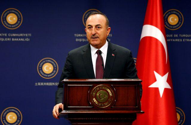 Τσαβούσογλου για ΗΠΑ – «Εξοπλίζουν Κούρδους τρομοκράτες στη Συρία - Είναι ανειλικρινείς» | tanea.gr